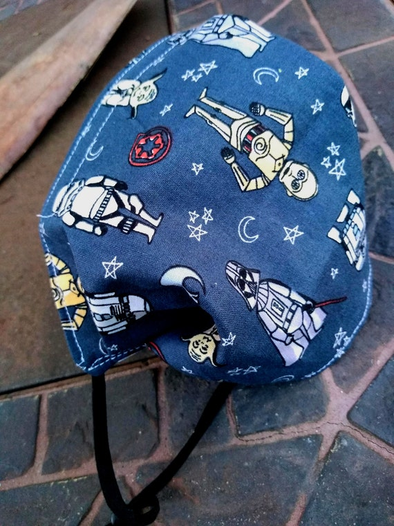 Star Wars Adjustable Washable Facemask with Nose wire