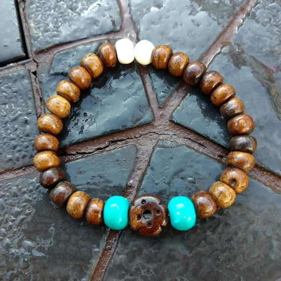 Tibetan Bead Meditation Bracelet