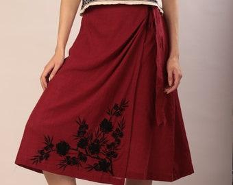 Women Ivory long sleeve khadi cotton maxi boho festival dress  ff4d6cec9