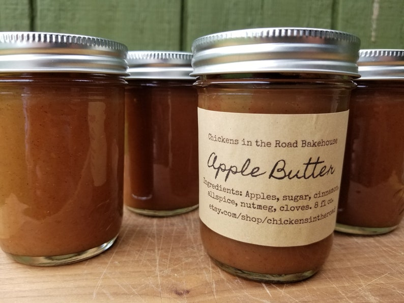 Old-Fashioned Apple Butter Hand-Crafted Apple Butter 8 image 0