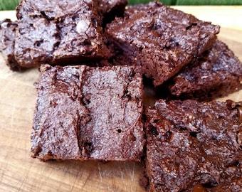 Fudge Brownies, Chocolate Treats, Brownies