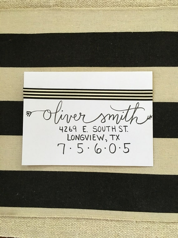 Wedding Calligraphy Envelopes / Custom Handwritten   Placecards, Escort Cards, RSVP envelopes and other Wedding Calligraphy Needs