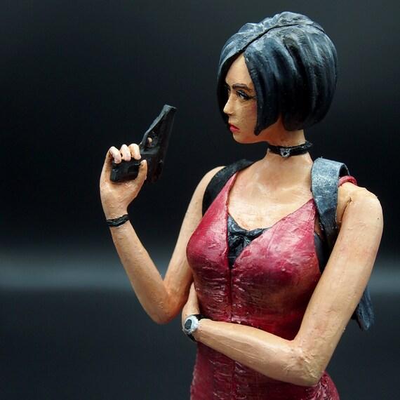 Custom Figure Ada Wong Resident Evil 2 Remake