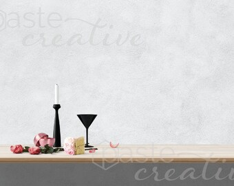 Download Free styled stock image - wall | pink and white, candle, cake, roses, martini, wall mockup, stock photography, digital image PSD Template