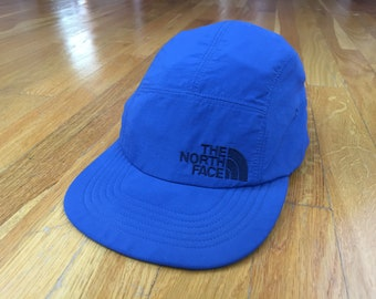 Vintage North Face hat TNF hat camp cap camp hat the north face summit five  panel steep tech mountain climbing outdoors outerwear antarctica e4efecaf279