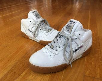aa09316bc4ff6 Reebok shoes | Etsy