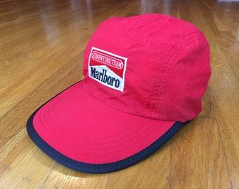 e5441a4dd Marlboro hat   Etsy