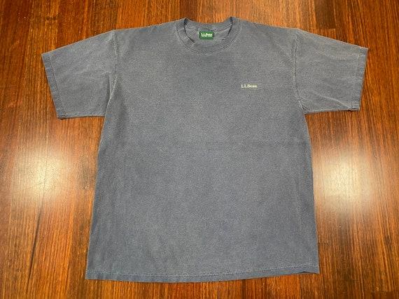 Vintage LL Bean shirt 90s ll bean tshirt ll bean … - image 2