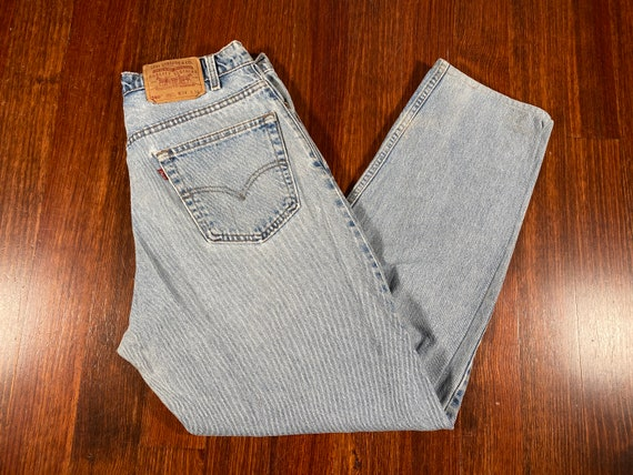 Vintage Levis 560 jeans 90s levis jeans vintage le