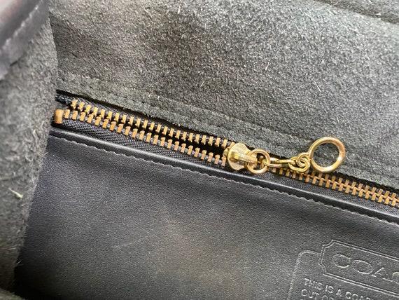 Vintage Coach 9927 bag 90s coach bag vintage coac… - image 10