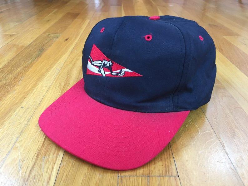 98d8b250d1b Vintage Coca-Cola Baseball hat snapback black red soda