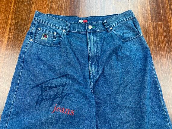 Vintage Tommy Hilfiger Jeans 90s Tommy Hilfiger d… - image 5