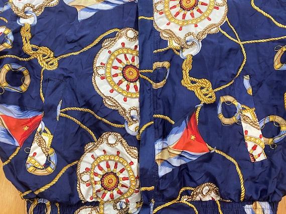 Vintage Fuda Silk Jacket 80s silk jacket vintage … - image 2