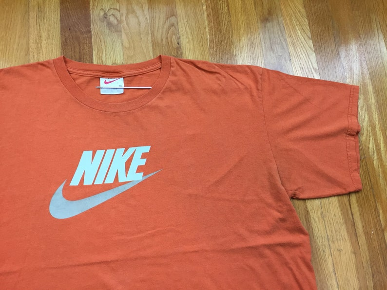 267cd173643ae Vintage Nike shirt 90s Nike t shirt nike swoosh nike Air Max 90's jordan  retro 97/1 wotherspoon air max day nike spell out nike logo usa