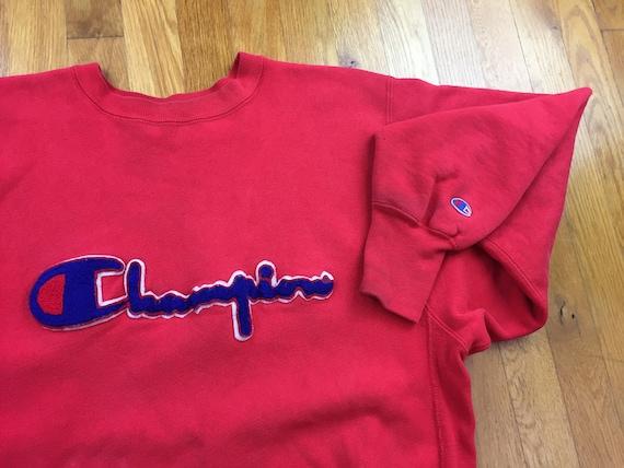 Vintage Champion reverse weave sweatshirt 90s cham