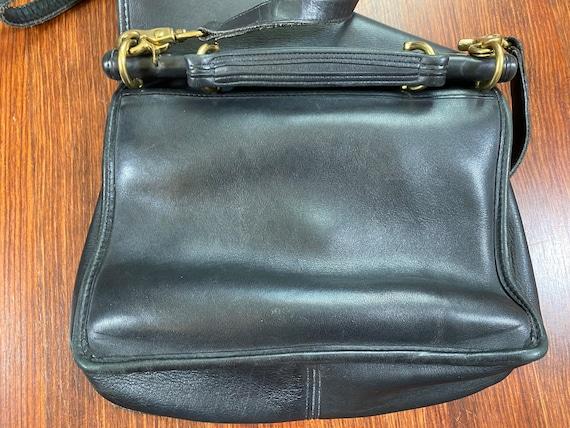 Vintage Coach 9927 bag 90s coach bag vintage coac… - image 7