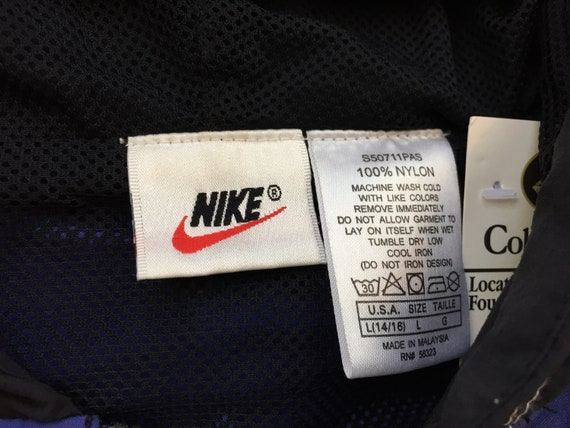 Vintage Nike Air coat 90s nike jacket vintage nik… - image 6