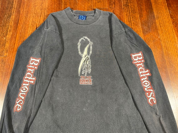 Vintage Birdhouse Tony Hawk shirt 90s birdhouse sh