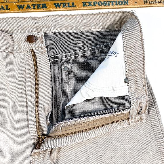 Vintage Wrangler Jeans 90s Wrangler Denim wrangle… - image 6