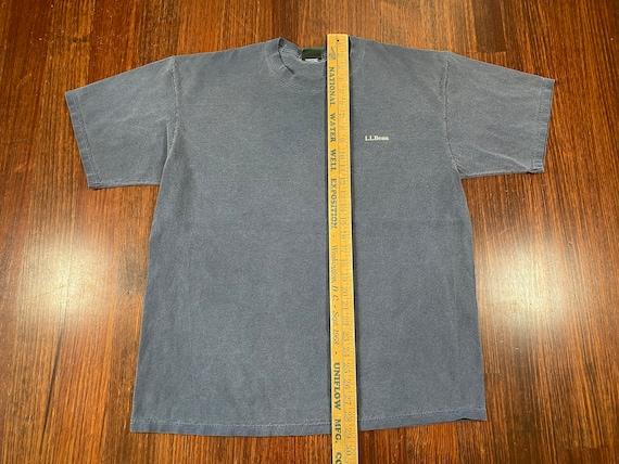Vintage LL Bean shirt 90s ll bean tshirt ll bean … - image 5