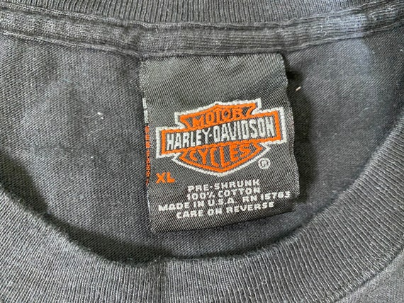 Vintage Harley Davidson shirt 90s harley davidson… - image 7