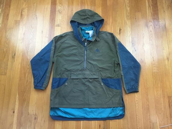 3f64f15d04 Vintage Nike ACG windbreaker 90s nike acg jacket anorak tall