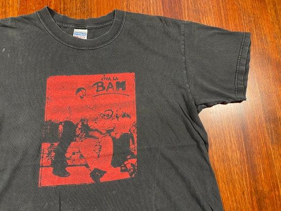 Vintage Viva La Bam shirt 90s viva la bam tshirt 9