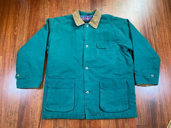 Vintage Aviation Chore Coat 60s chore coat 1960s c