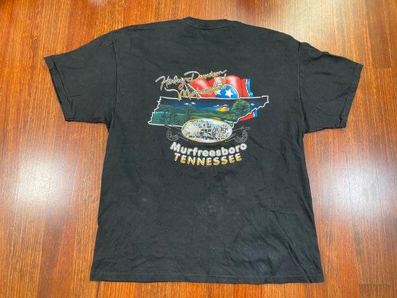 Vintage Harley Davidson shirt 90s harley davidson… - image 8