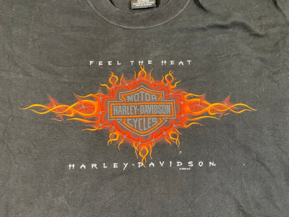 Vintage Harley Davidson shirt 90s harley davidson… - image 3