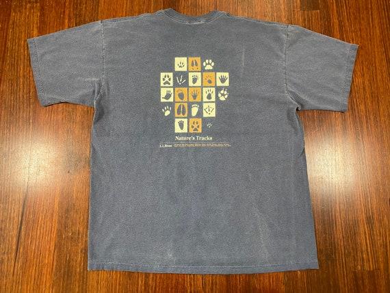 Vintage LL Bean shirt 90s ll bean tshirt ll bean … - image 7
