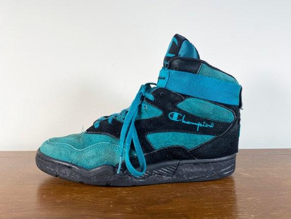 Vintage Champion Basketball Shoes 90s champion sho