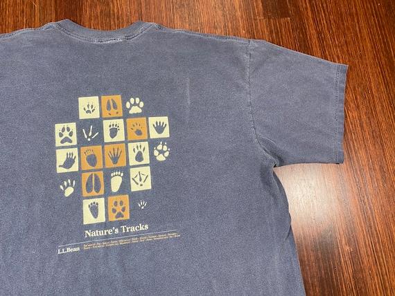 Vintage LL Bean shirt 90s ll bean tshirt ll bean … - image 1