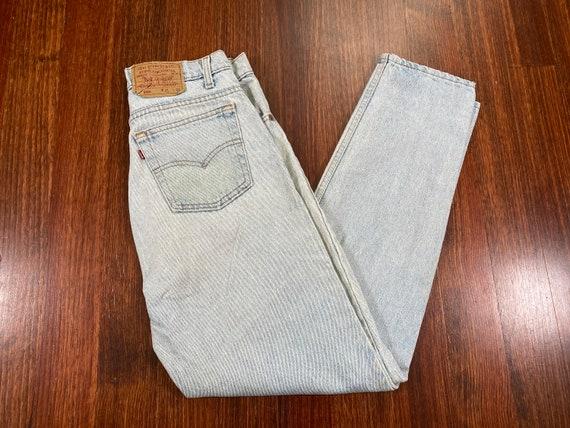 Vintage Levis 550XX Jeans 90s levis 550 xx jeans l
