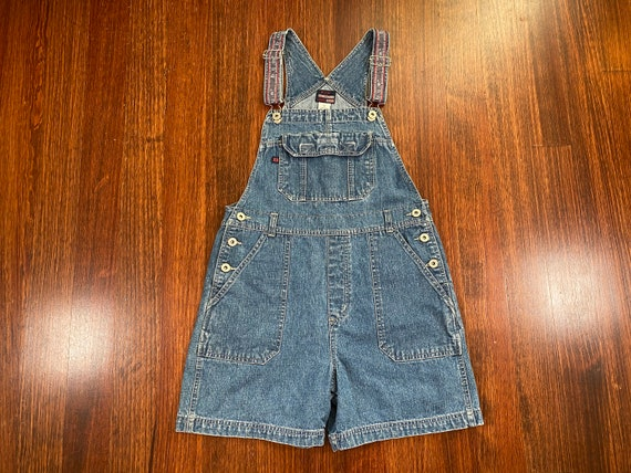 Vintage Bum Equipment overalls 90s bum equipment s