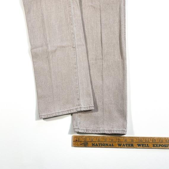 Vintage Wrangler Jeans 90s Wrangler Denim wrangle… - image 3