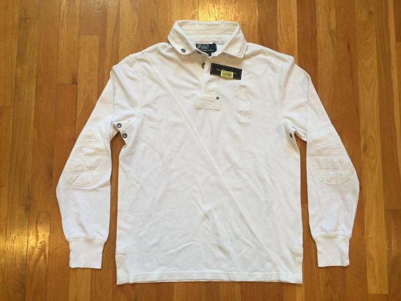 eeab33d1 Vintage Rare Polo Ralph Lauren Long sleeve shirt deadstock | Etsy