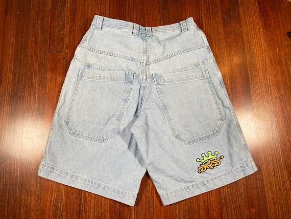 Vintage JNCO denim shorts 90s jnco shorts vintage