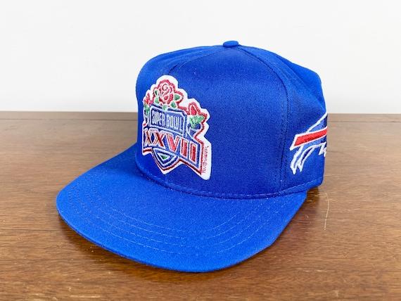 Vintage Super Bowl XXVII cap 1993 super bowl hat 9
