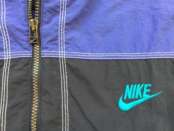 Vintage Nike Air coat 90s nike jacket vintage nik… - image 4