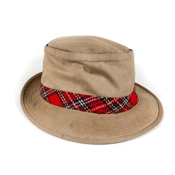 Vintage LL Bean Hat 60s ll bean cap ll bean bucke… - image 1