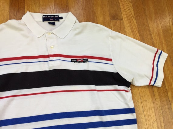 f7fc0576 ... closeout vintage polo sport polo 90s ralph lauren rugby 90s polo sport  etsy 3197b 1fb8e