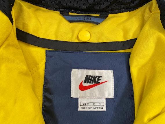 Vintage Nike jacket 90s nike coat vintage nike ra… - image 6