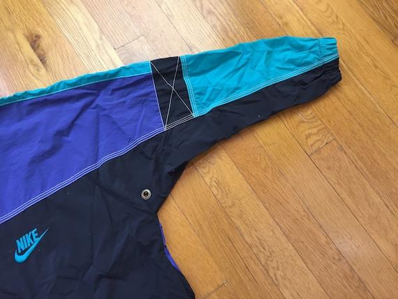 Vintage Nike Air coat 90s nike jacket vintage nik… - image 7