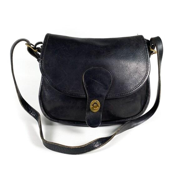 Vintage Coach Bag 80s Coach purse vintage coach pu