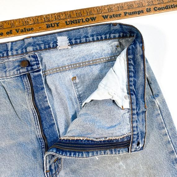 Vintage Levis Orange Tab Jeans 90s levis jeans vi… - image 7