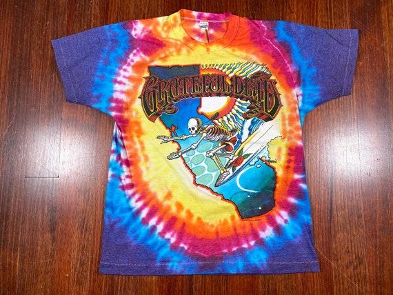 Vintage Grateful Dead tshirt 80s grateful dead shi