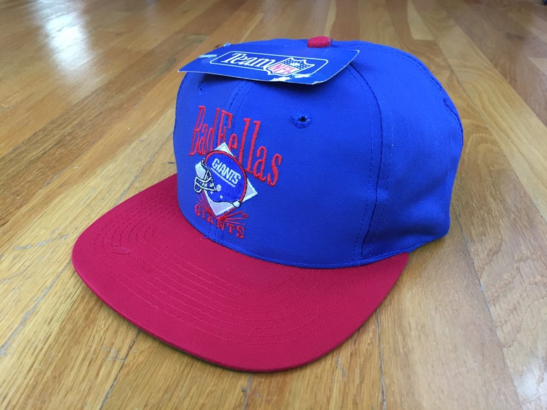 Vintage Deadstock 90s NY Giants hat new york giants hat giants  162d7481983