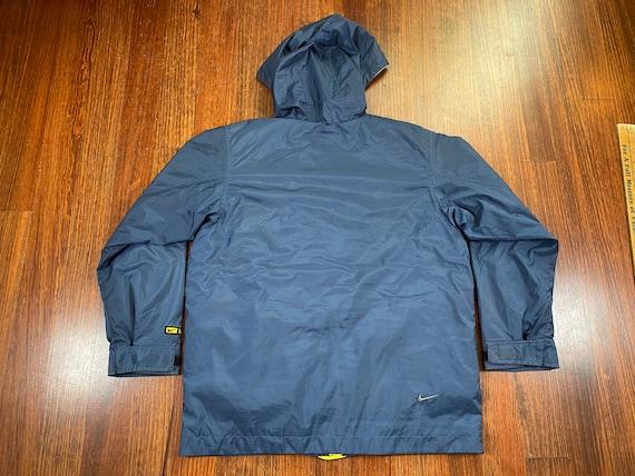 Vintage Nike jacket 90s nike coat vintage nike ra… - image 9
