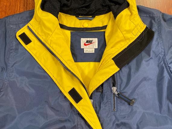 Vintage Nike jacket 90s nike coat vintage nike ra… - image 4